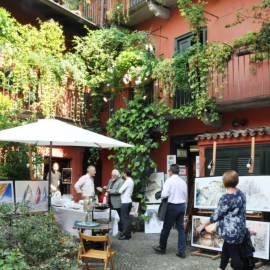 Lo Studio Mitti espone le opere di Gianfranco Anzola fino al 15 Maggio.