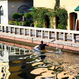 """Vedere il Naviglio con l'acqua… è tutta un'altra cosa anche nel periodo di """"asciutta"""""""