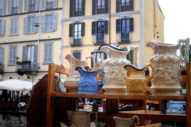 Mercatone dell'Antiquariato