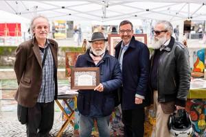 Secondo premio pittura