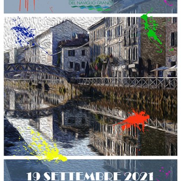Arte sul Naviglio Grande – Iscrizioni aperte alla 33ª edizione