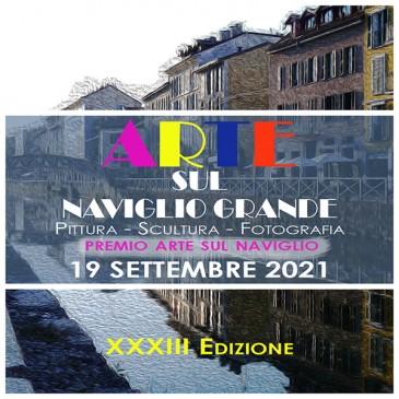 Arte sul Naviglio Grande, domenica 19 settembre 2021