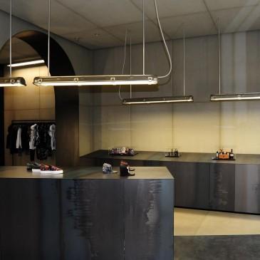 Antonioli, una boutique da visitare sul Naviglio Grande.